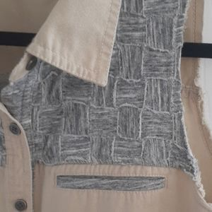 The Buckle's Gilded Intent vest